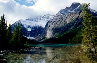 Mt Edith Cavell, Jasper National Park, Alberta, Canada