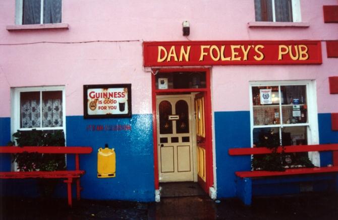 Dan Foley's Pub