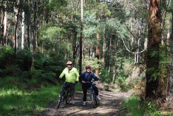 Walhalla Goldfields Rail Trail
