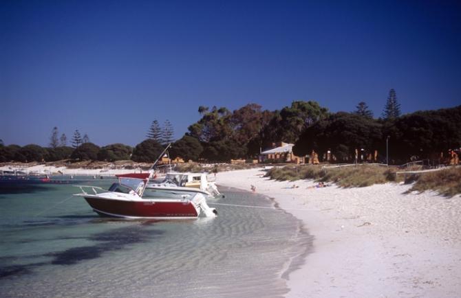Thomson Bay, Rottnest Island