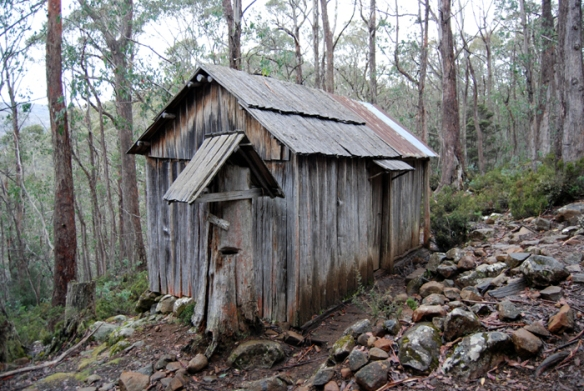 Trappers Hut, Walls of Jerusalem National Park