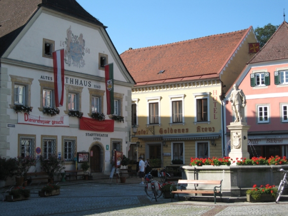 Grein Theatre is the oldest bourgeois theatre in Austria