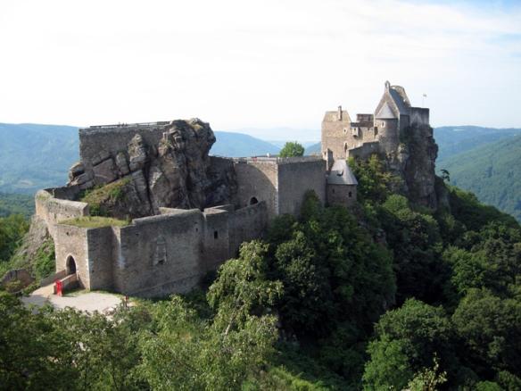 Aggstein Ruins
