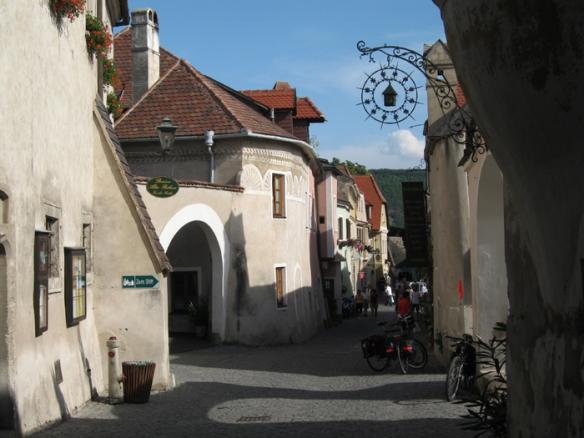 Picturesque Dürnstein