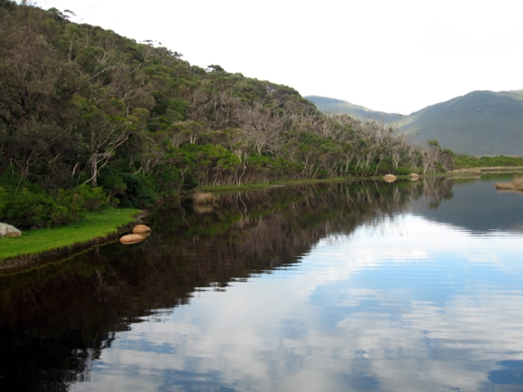 Tidal River at Wilsons Prom