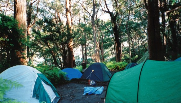 Sealers Cove campground