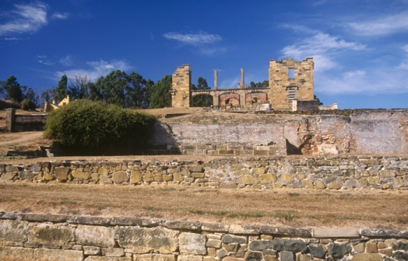 There is an ongoing archaeology program at Port Arthur.