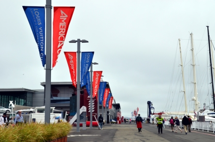 America's Cup in SF