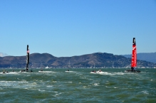 America's Cup on SF Bay