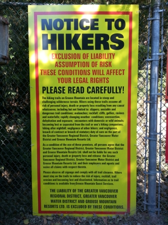 did Outside's writer even attempt the hike ;)