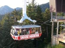 Skyride gondola