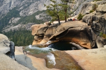Top of Nevada Fall