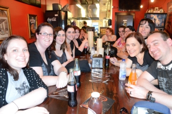 Aussie SPN fans & the ladies from Fangasm!