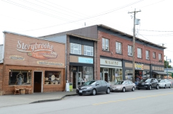 SPN & Once Upon A Time have filmed in Steveston.