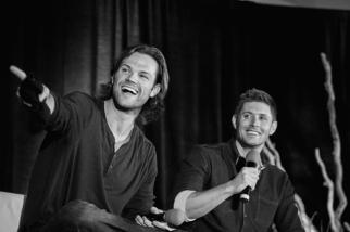 Jared & Jensen at VanCon 2013 (Photo: Megan Jackson)