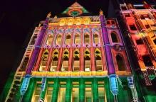 Building on Flinders Street