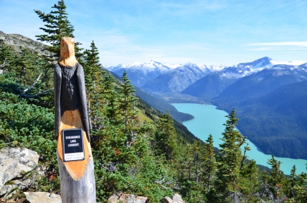 Cheakamus Lake Lookout