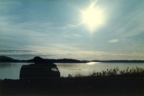 Travelling Canada in a kombi van