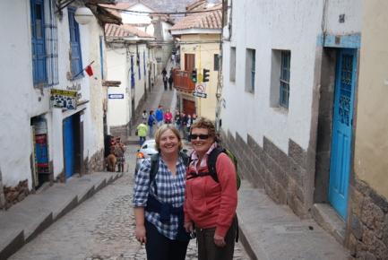 Exploring Cusco
