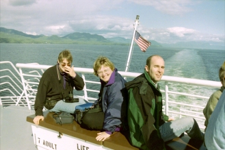 Sailing Alaska's Inside Passage