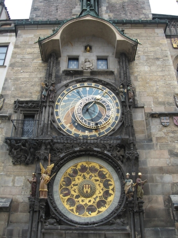 Astronomical Clock on the Old Town Hall