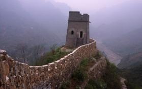 Great Wall near Huangyaguan