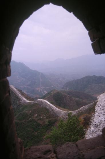 Simatai to Jinshanling on the Great Wall