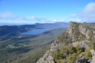 View from Pinnacle lookout