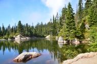 Cabin Lake, Black Mountain