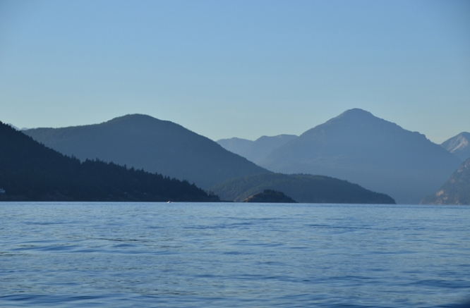 Beautiful Gulf Islands