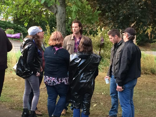 Chatting with Jared, Jensen and Kevin Parks