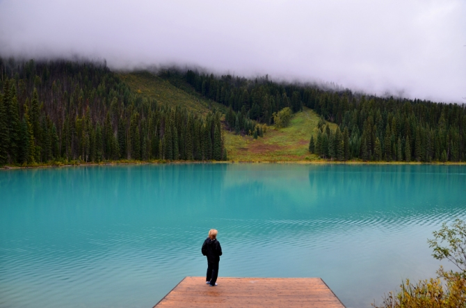 Emerald Lake, Yoho National Park